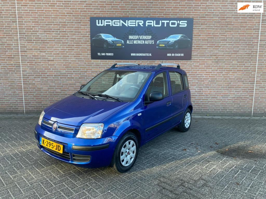 Fiat Panda occasion - Wagner Auto's