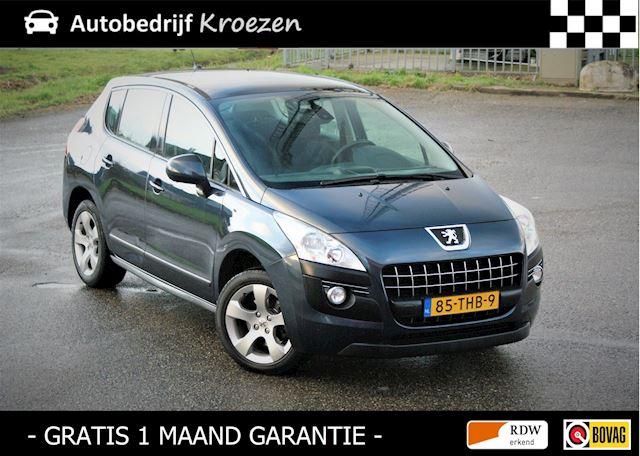 Peugeot 3008 1.6 THP Active * Automaat * Glazen dak * Navigatie * Boekjes aanwezig *