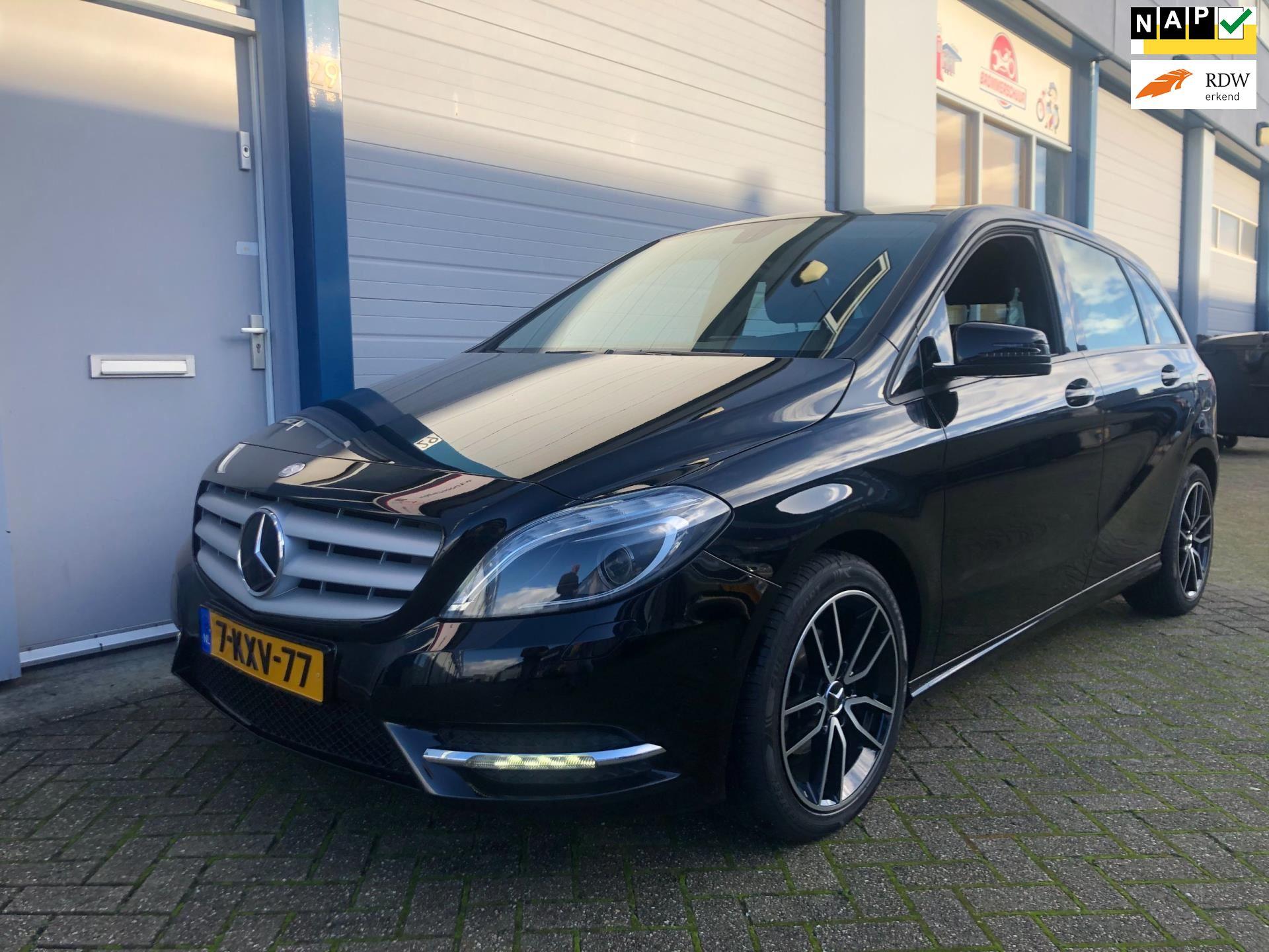 Mercedes-Benz B-klasse occasion - Auto Gout
