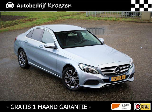 Mercedes-Benz C-klasse 180 CDI Lease Edition * Van 1e Eig * Org NL auto * Prijs Incl BTW en BPM *