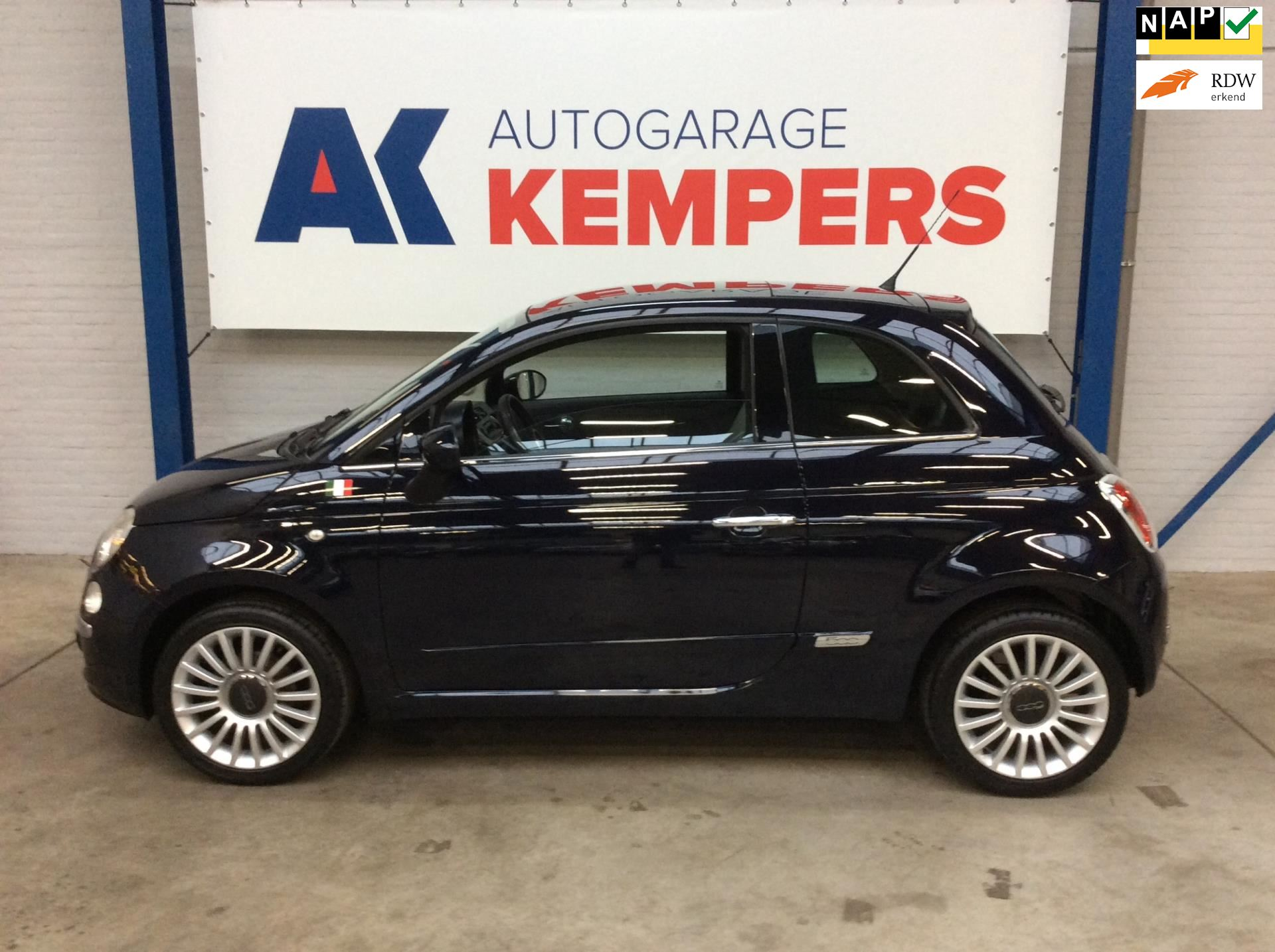 Fiat 500 occasion - Autogarage Kempers