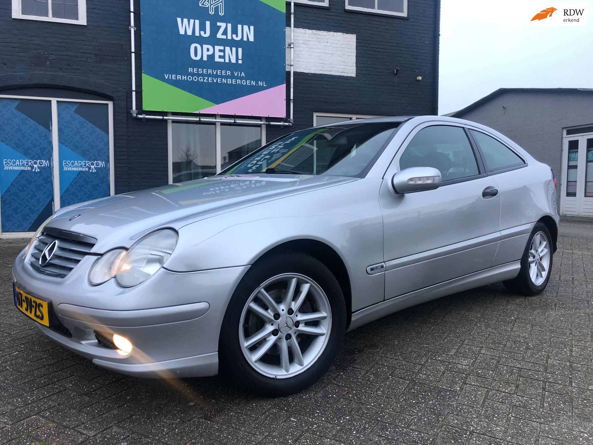 Mercedes-Benz C-klasse Sportcoupé occasion - Limited Car