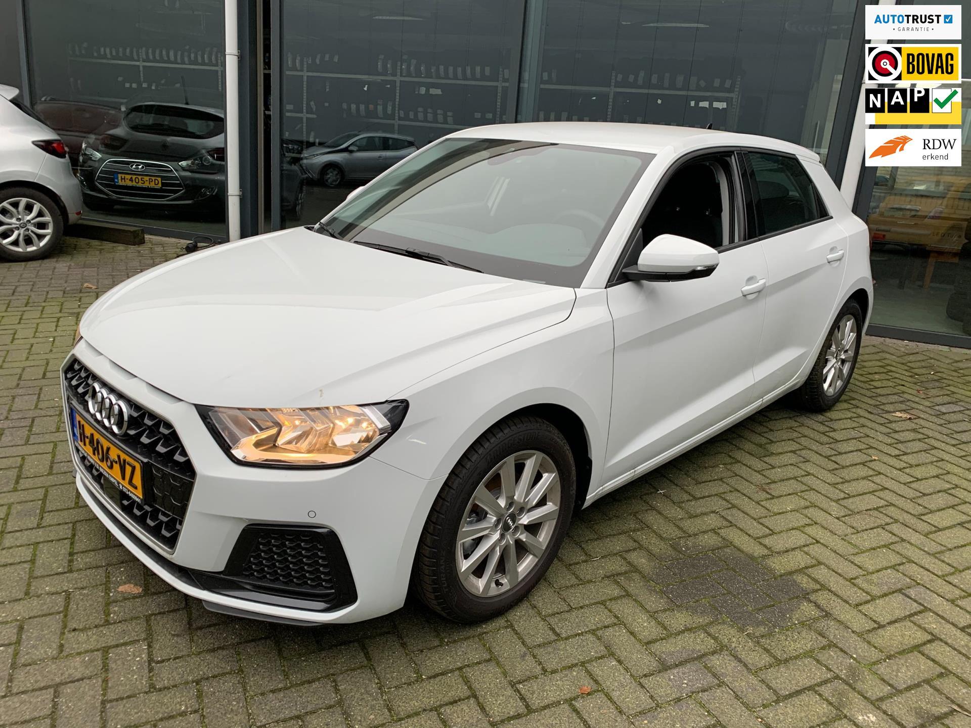 Audi A1 Sportback occasion - Autobedrijf Henry v.d. Biezen
