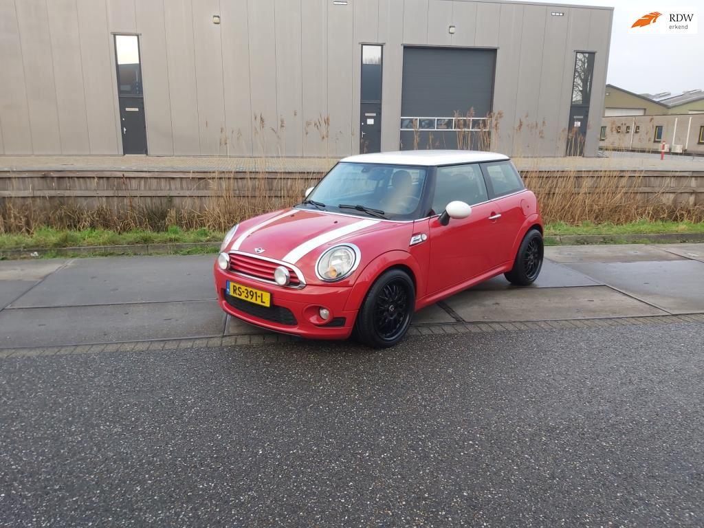 Mini Mini occasion - Blokautomotive