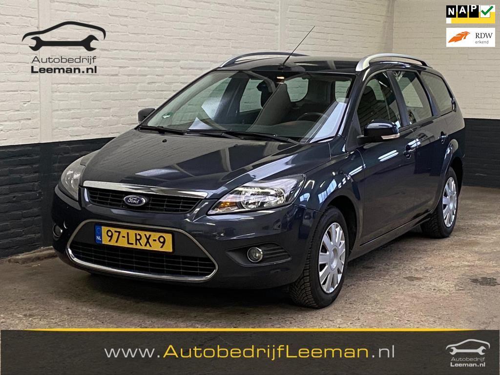 Ford Focus Wagon occasion - Autobedrijf L. Leeman