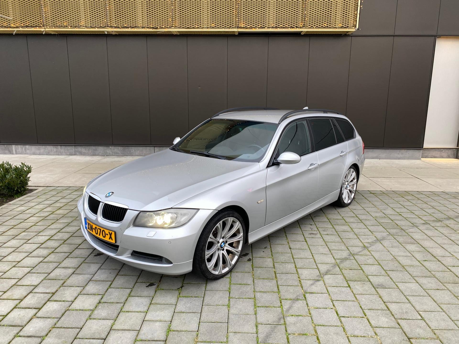 BMW 3-serie Touring occasion - Zwaard Auto's