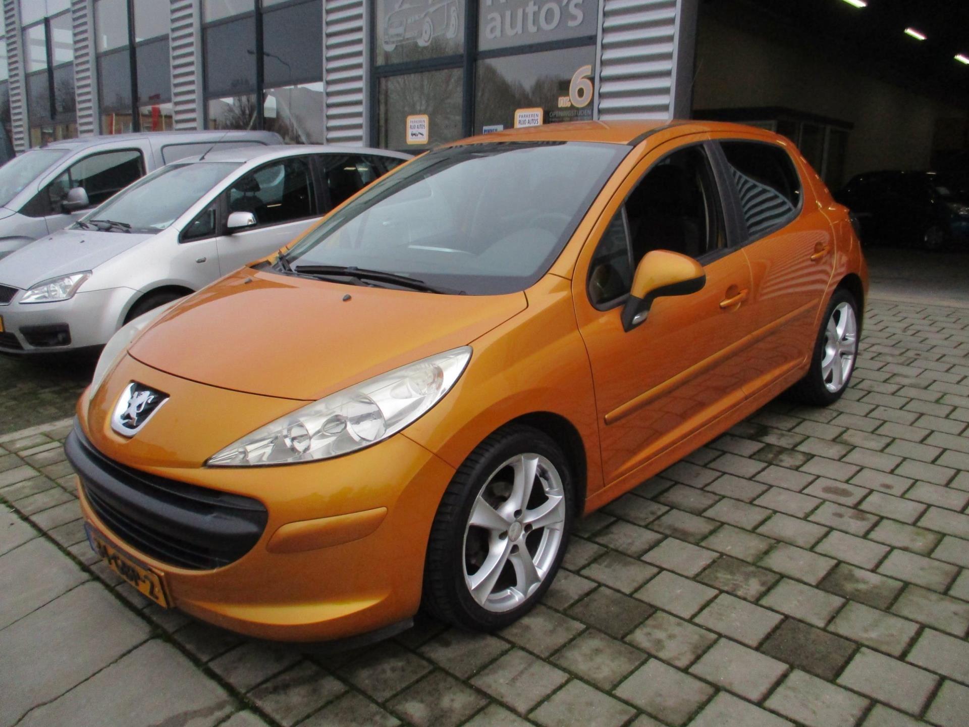 Peugeot 207 occasion - Rujo Auto's