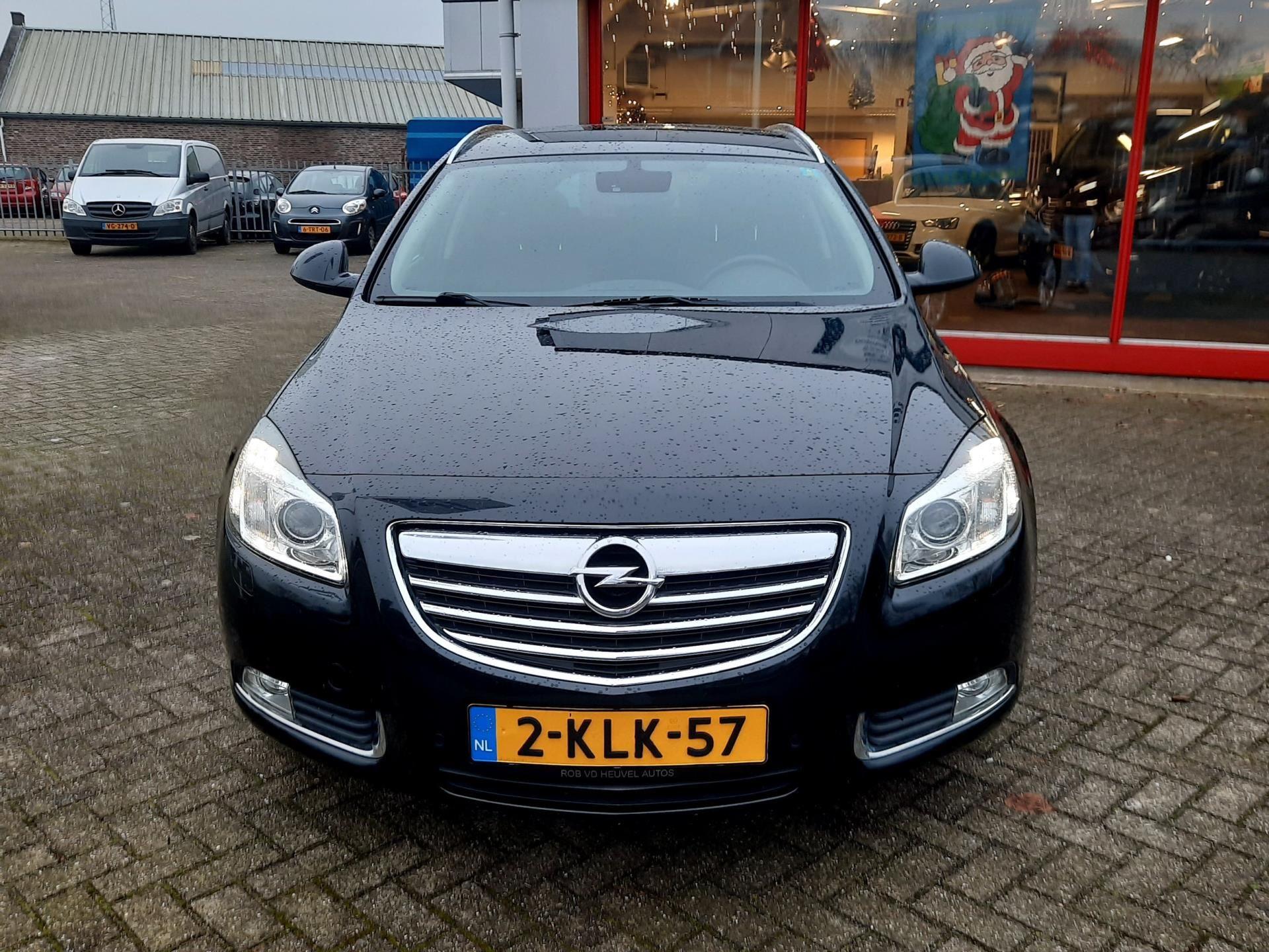 Opel Insignia Sports Tourer occasion - Rob v/d Heuvel Auto's