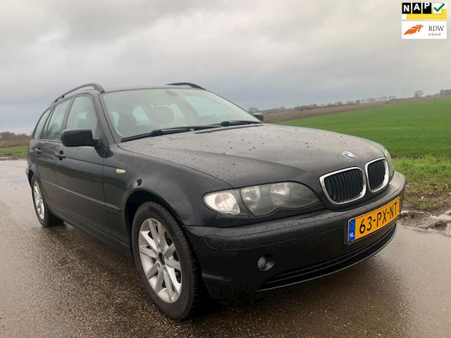 BMW 3-serie Touring 316i Black&Silver II / 2005