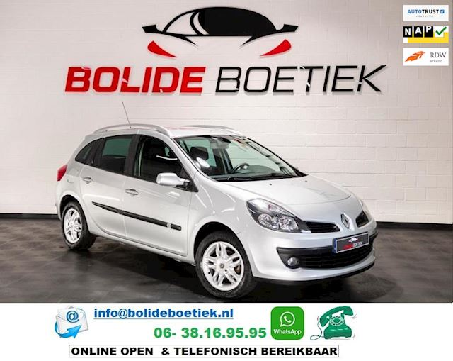 Renault Clio Estate 1.6-16V Dynamique |Autom. Airconditioning/ECC |Cruisecontrol |Lage KM-Stand
