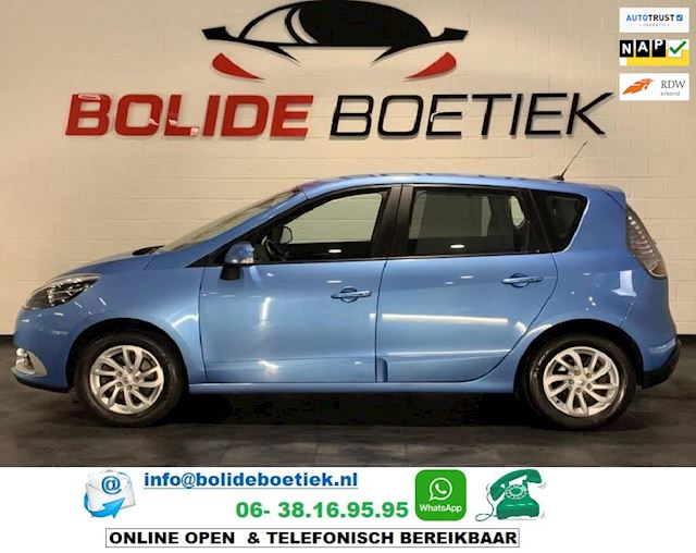 Renault Scénic 1.2 TCe Limited |Navigatie|Parkeerhulp|Stoelverwarming|Gebr.Winterset