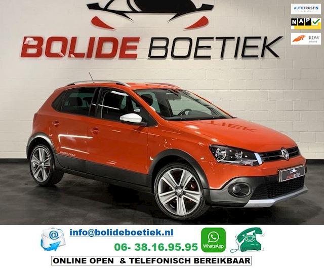 Volkswagen Polo 1.4-16V Cross |Airco |