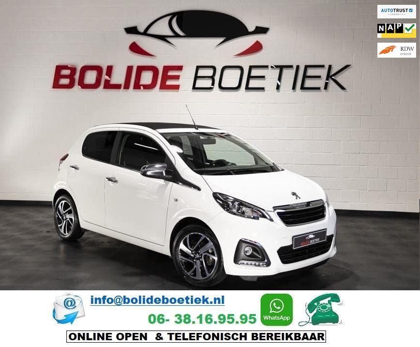 Peugeot 108 occasion - Bolide Boetiek