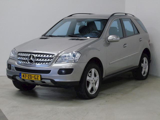 Mercedes-Benz M-klasse 280 CDI 4-Matic (bj 2008)