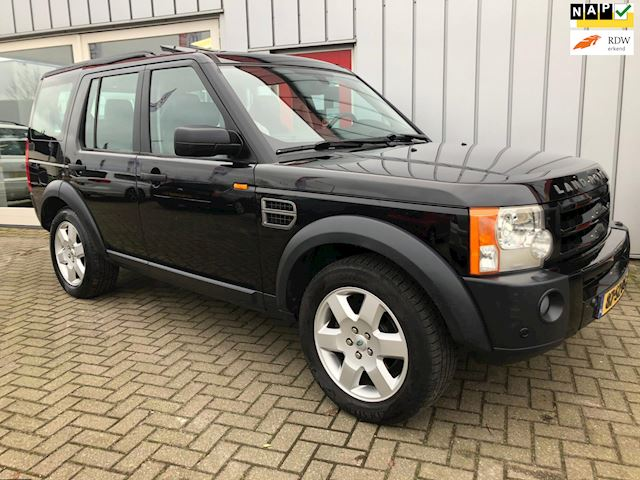 Land Rover Discovery 2.7 TdV6 HSE 7-Persoons/Trekhaak/OpenDaken