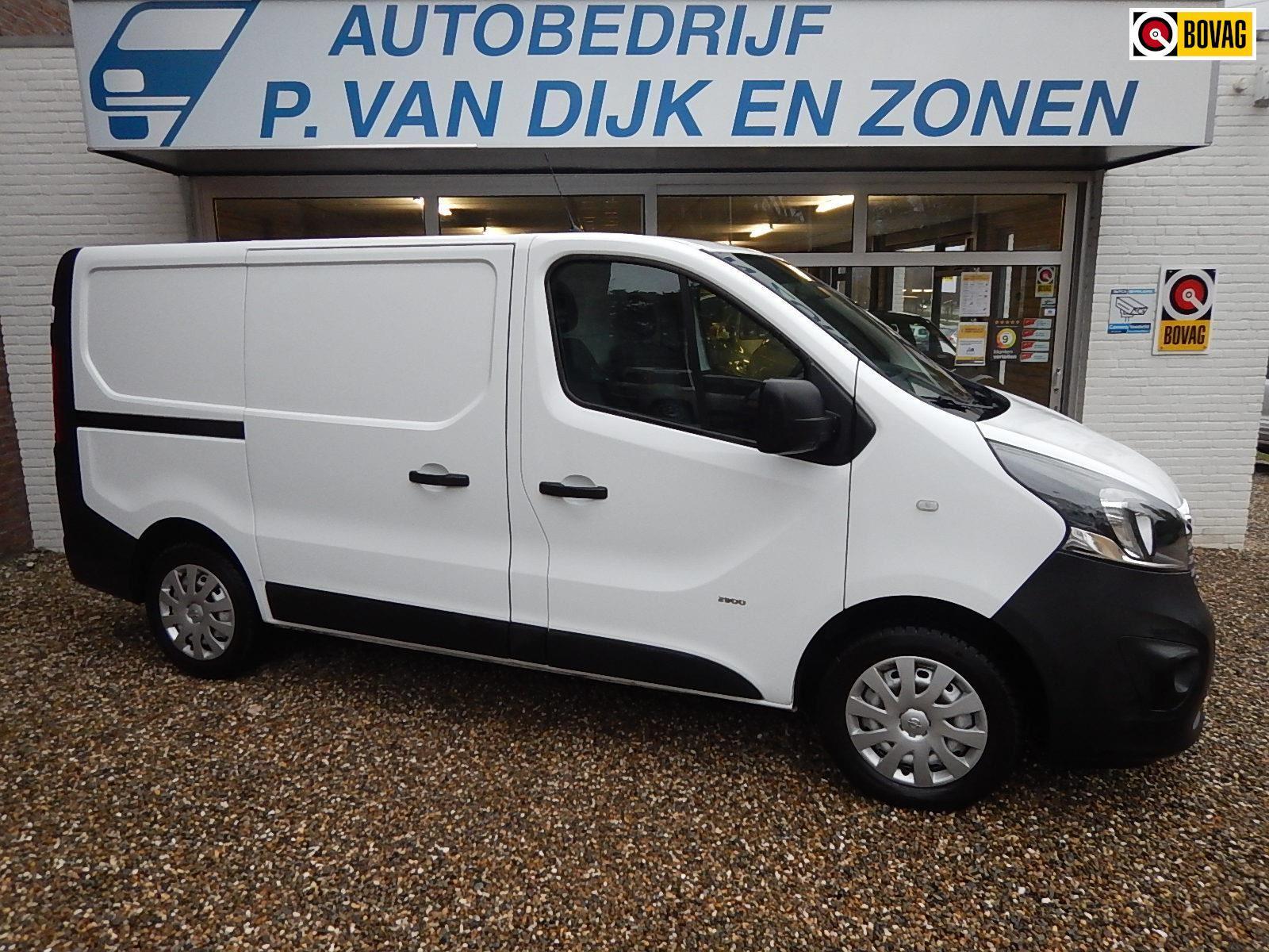 Opel Vivaro occasion - Autobedrijf P. van Dijk en Zonen