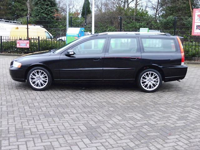 Volvo V70 2.4 D5 Edition Sport/2007/leer/navi/xenon/dak/nap