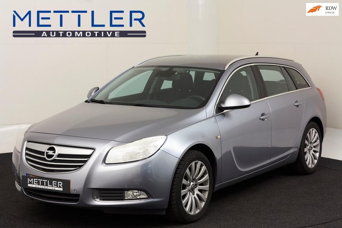 Opel Insignia Sports Tourer occasion - Mettler B.V.