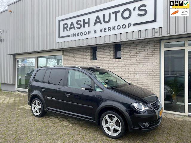 Volkswagen Touran 1.9 TDI Cross 105PK | NAVI |CRUISE |7PERS