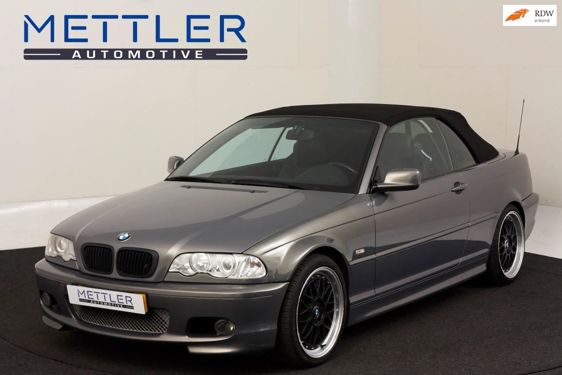 BMW 3-serie Cabrio occasion - Mettler B.V.