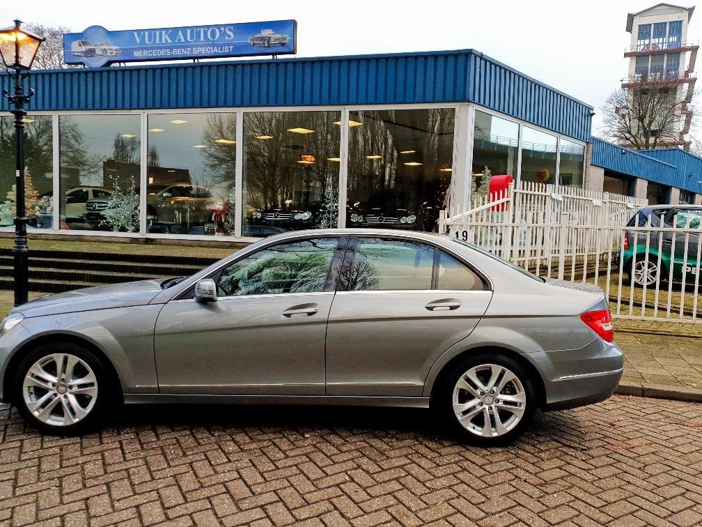 Mercedes-Benz C-klasse occasion - Vuik Auto's