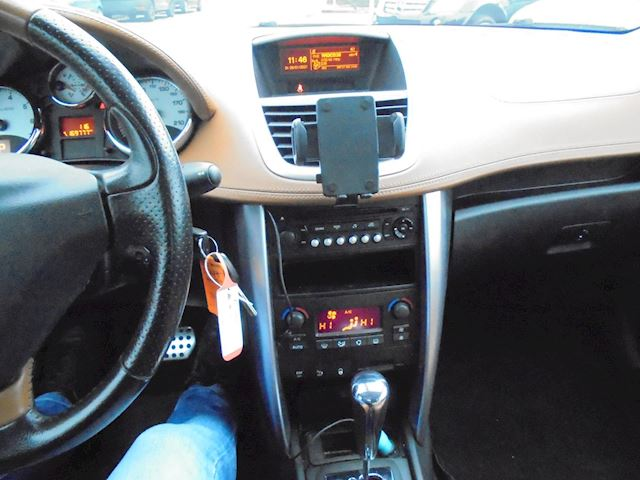 Peugeot 207 CC 1.6 VTi, Automaat, Leder, NAP
