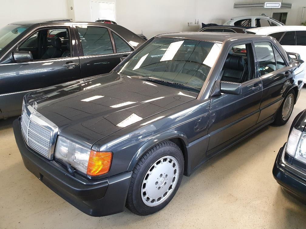 Mercedes-Benz 190-serie occasion - Vuik Auto's