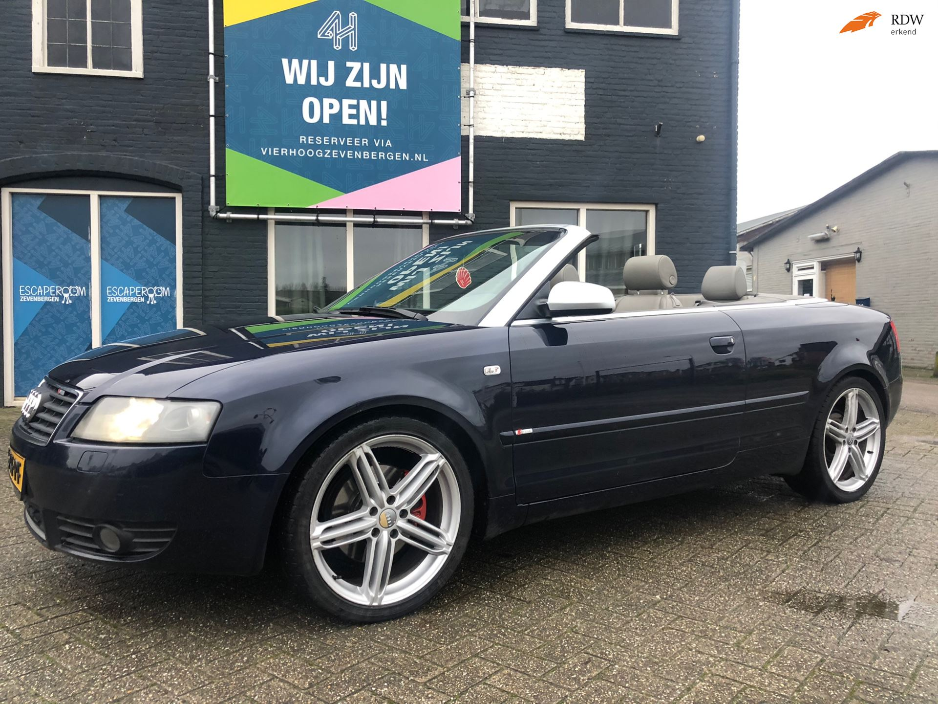 Audi A4 Cabriolet occasion - Limited Car