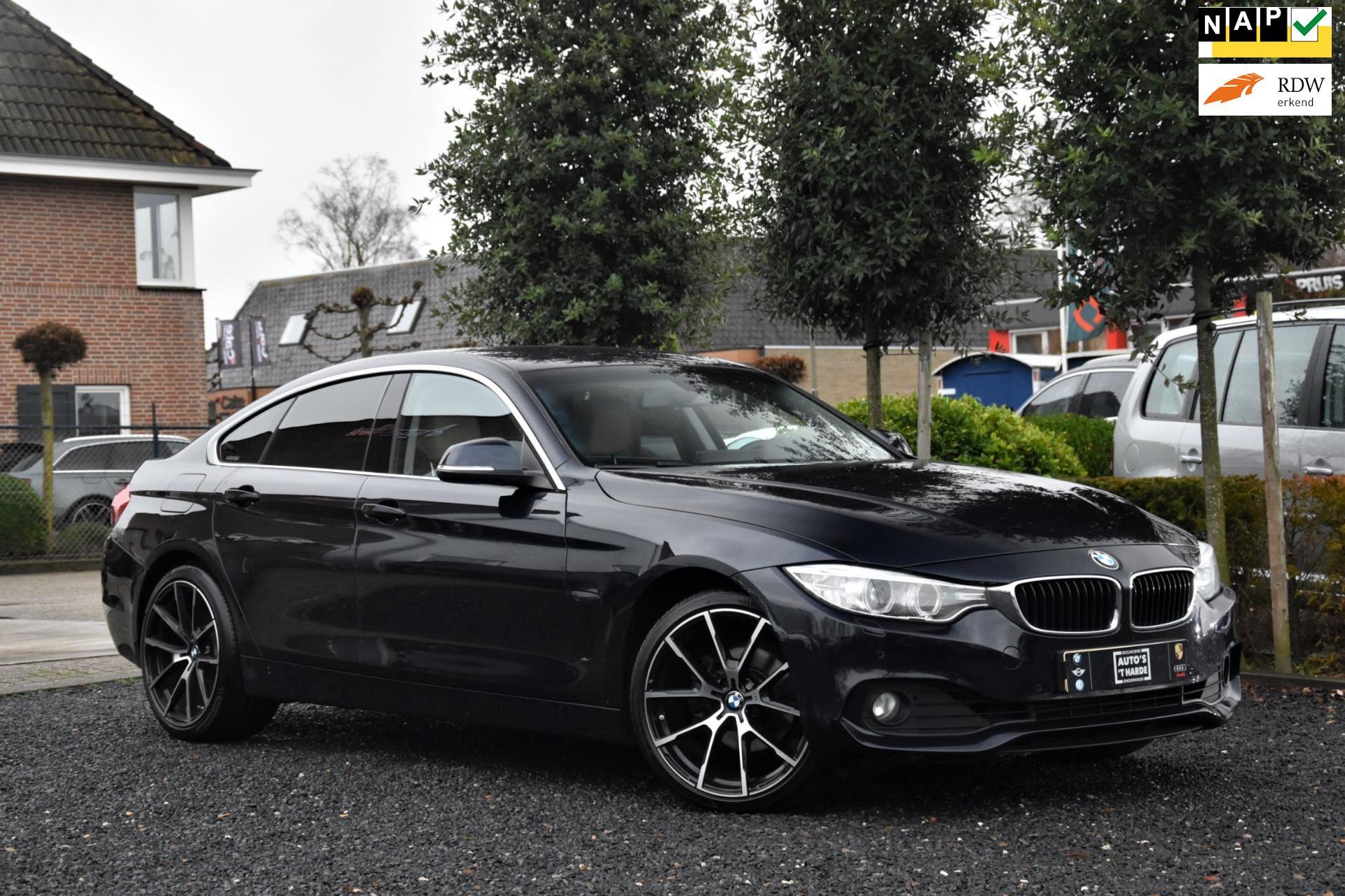 BMW 4-serie Gran Coupé occasion - Auto`s `t Harde