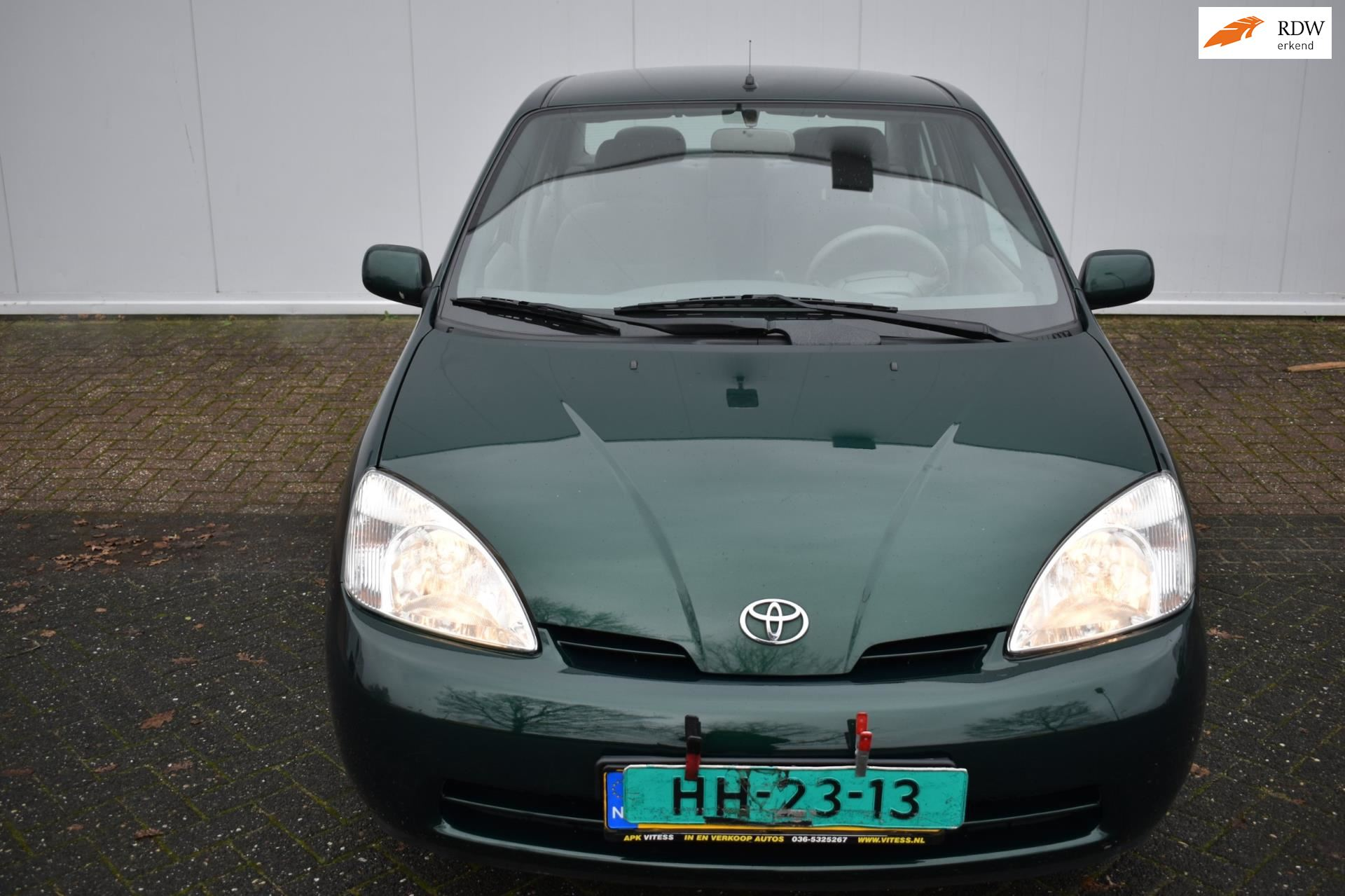 Toyota Prius occasion - Automobielbedrijf Vitess