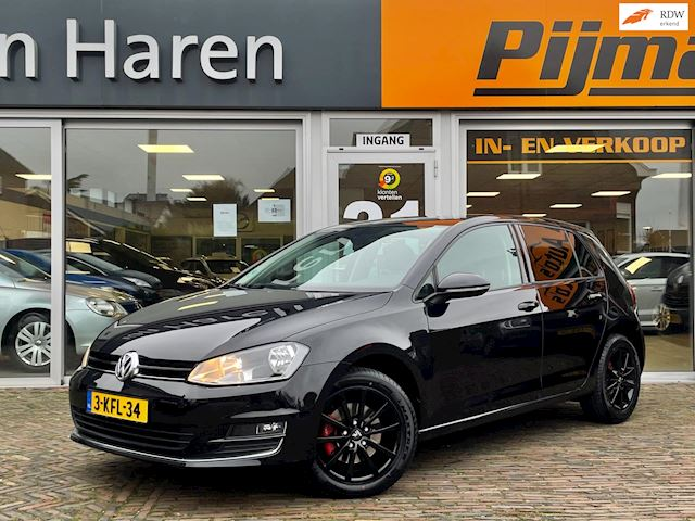 Volkswagen Golf 1.2 TSI Highline NAVI GROOT LM 16'' CLIMA CRUISE CONTROLE