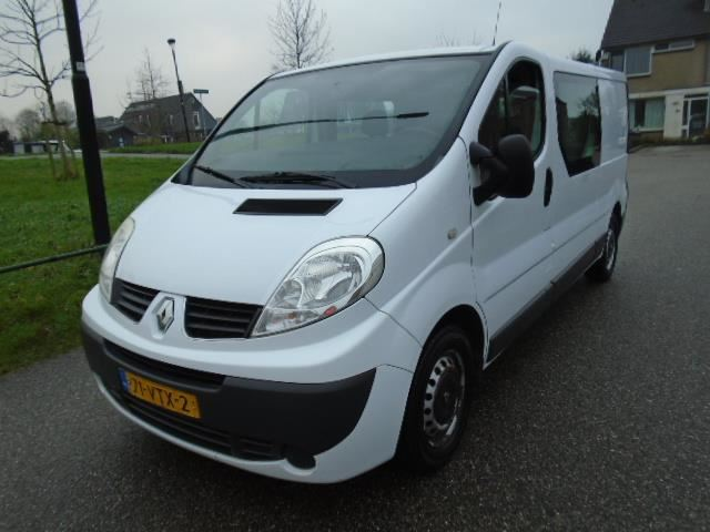 Renault Trafic occasion - Autohandel Bamboe