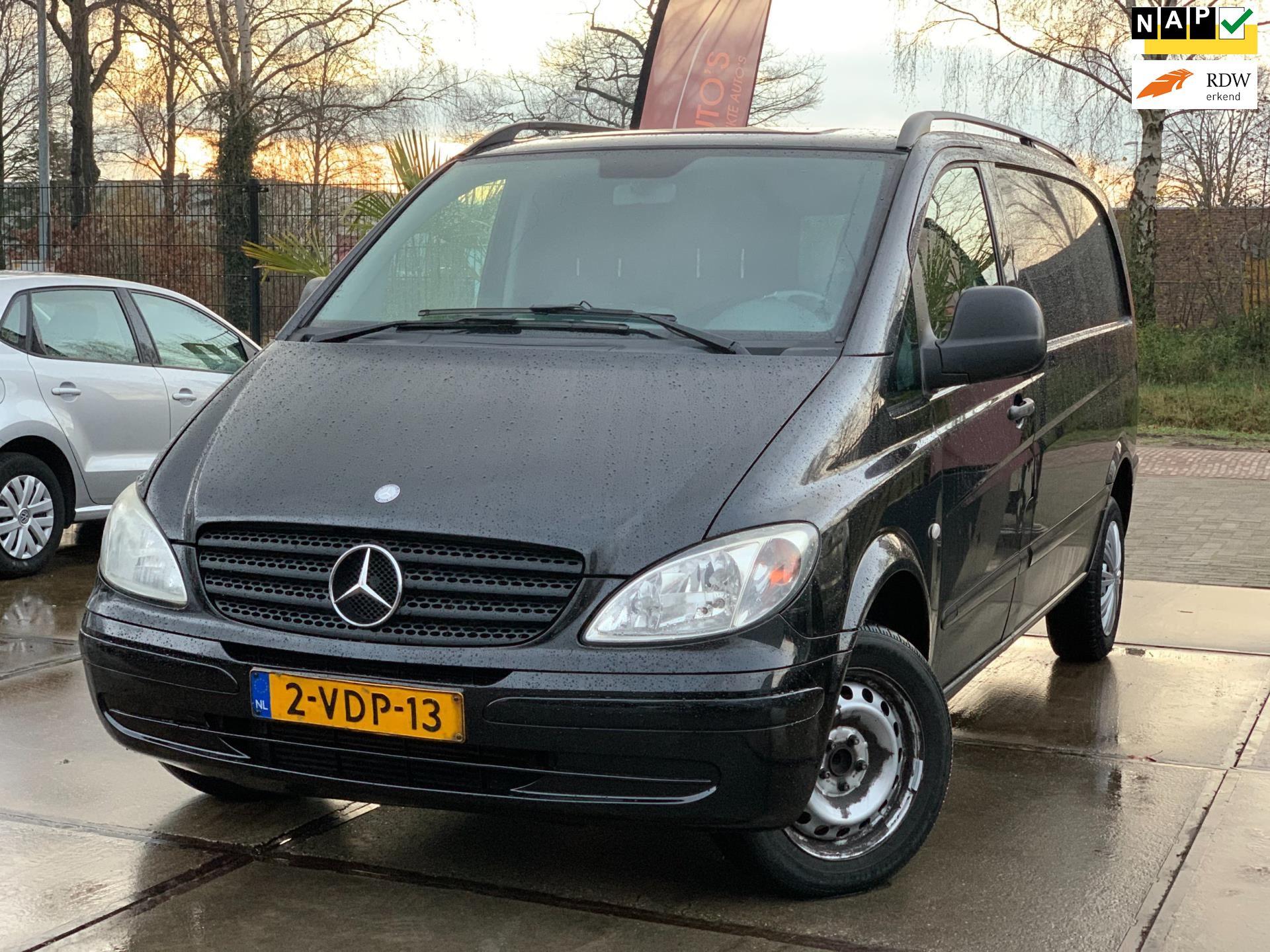 Mercedes-Benz Vito occasion - Ultimate Auto's B.V.