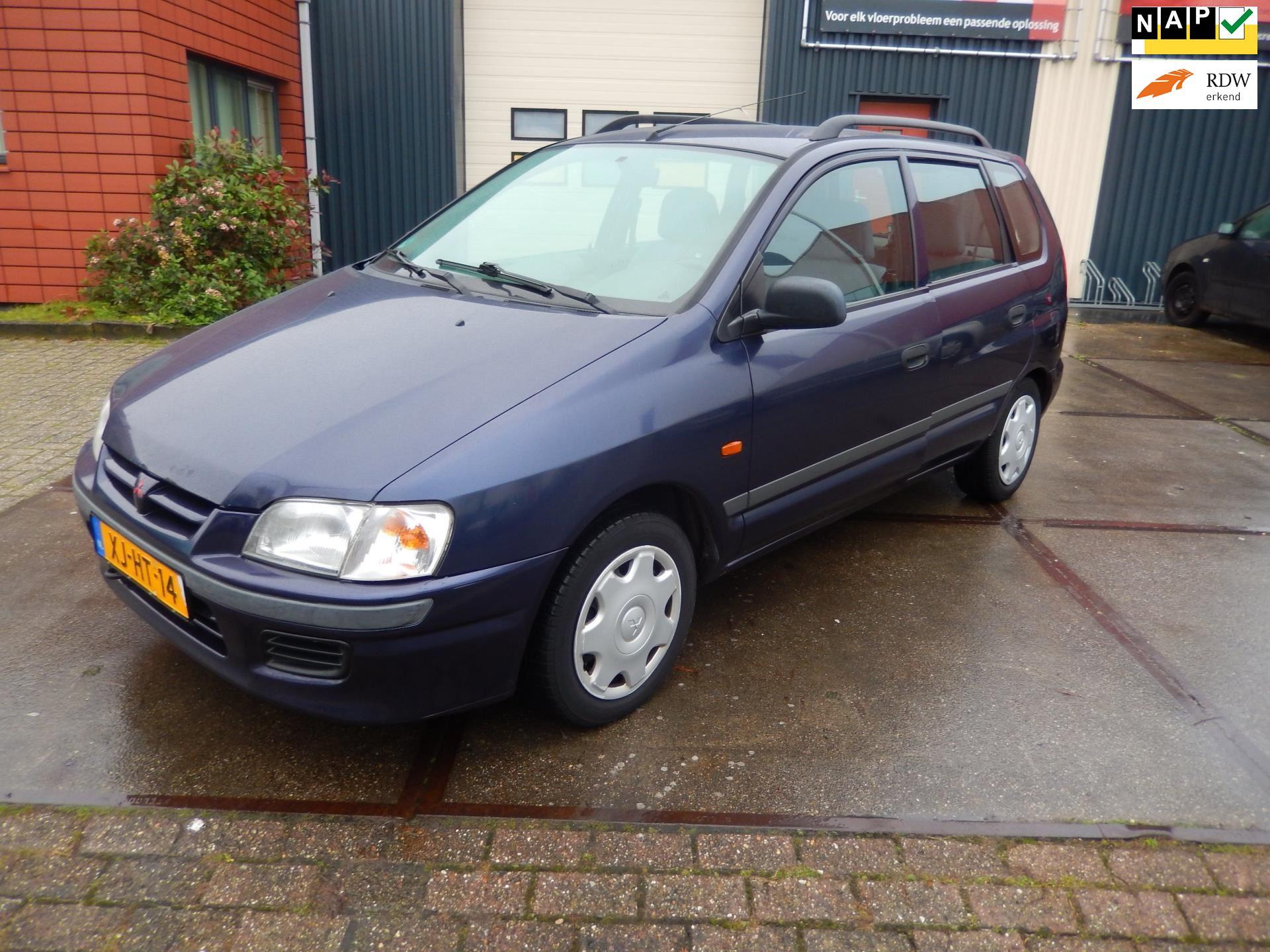 Mitsubishi Space Star occasion - Auto Discount Zwolle