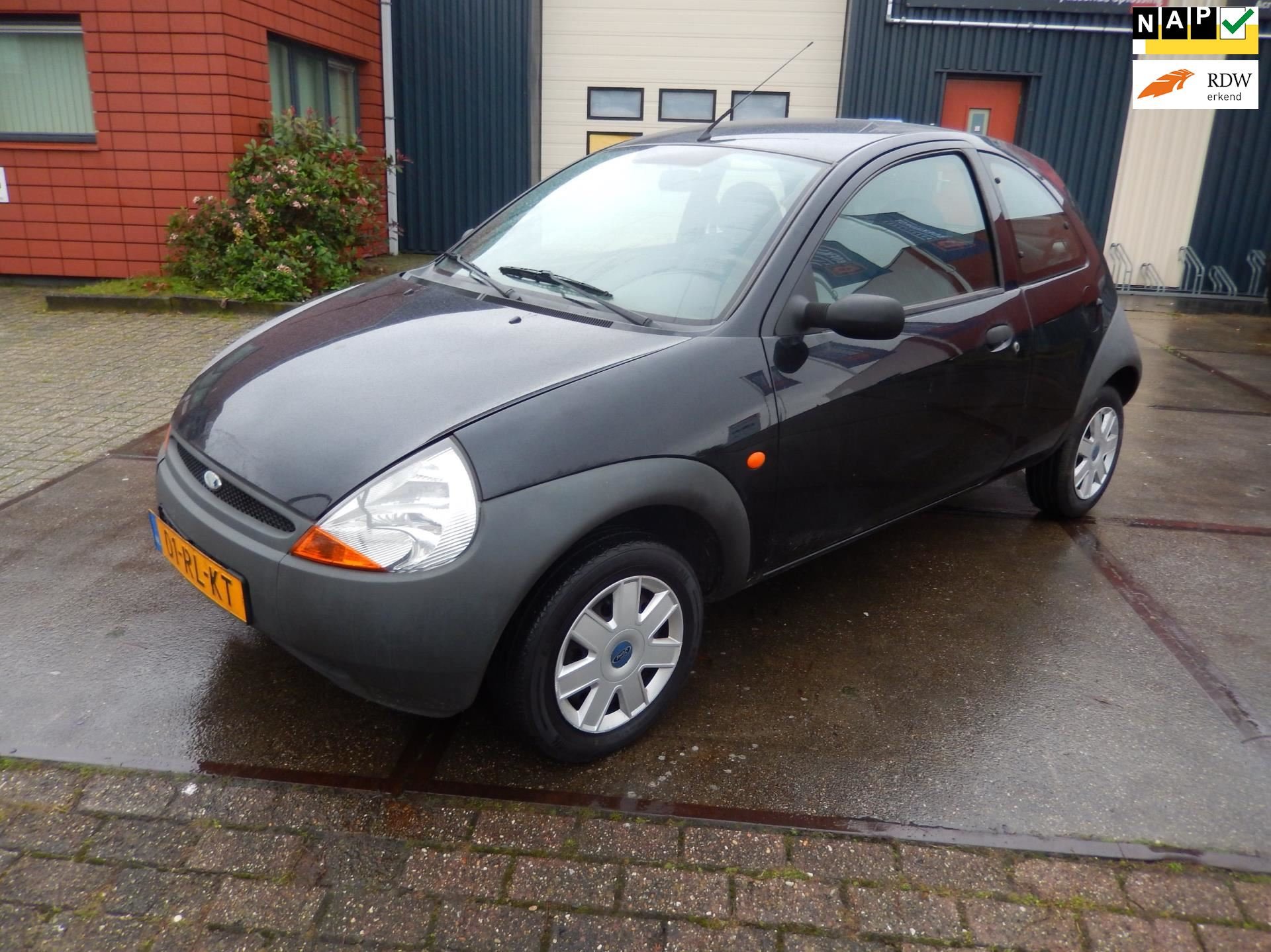 Ford Ka occasion - Auto Discount Zwolle