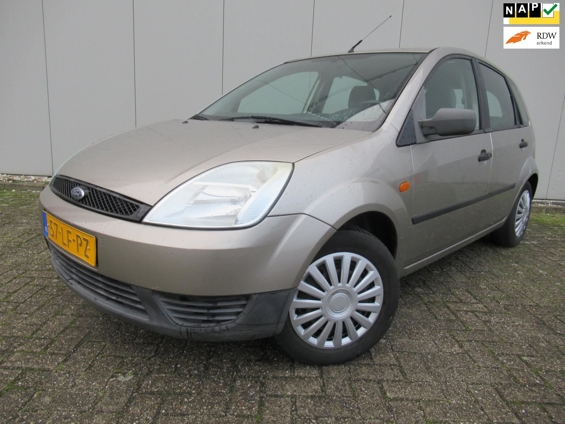 Ford Fiesta occasion - FR Cars