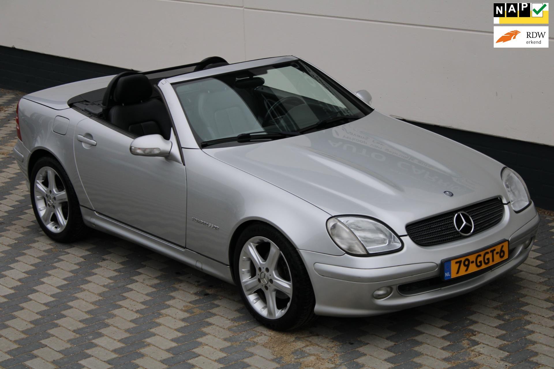 Mercedes-Benz SLK-klasse occasion - CARRION