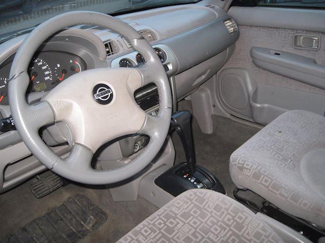 Nissan Micra 1.4 Luxury CVT st bekr cv nap apk
