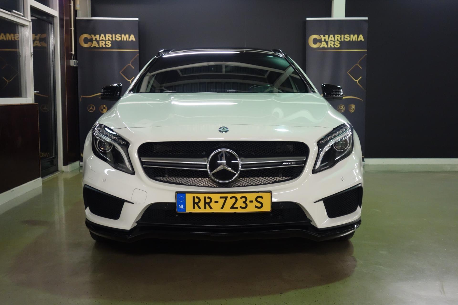 Mercedes-Benz GLA-klasse occasion - Charisma Cars