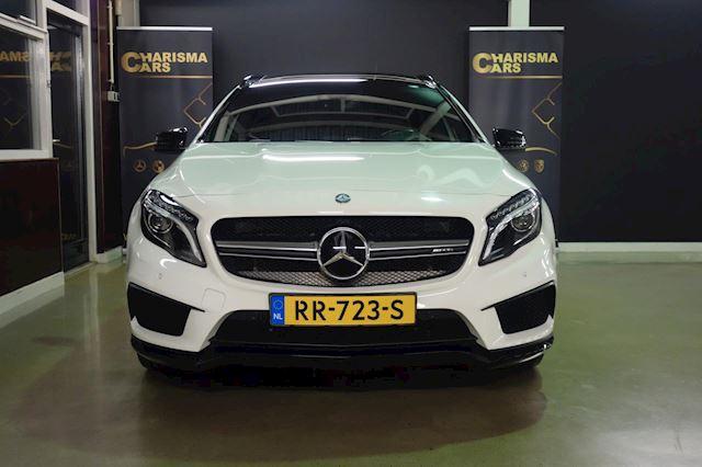 Mercedes-Benz GLA-klasse 45 AMG 4Matic Edition 1 Nightpakket