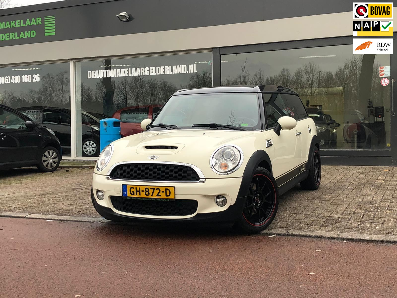 Mini Mini Clubman occasion - De Automakelaar Gelderland