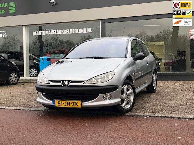 Peugeot 206 1.6-16V XS Nieuwe Apk/Airco/Lmv