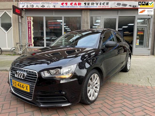 Audi A1 Sportback 1.2 TFSI Ambition Pro Line 5Dr Clima, PDC, Stoelverw