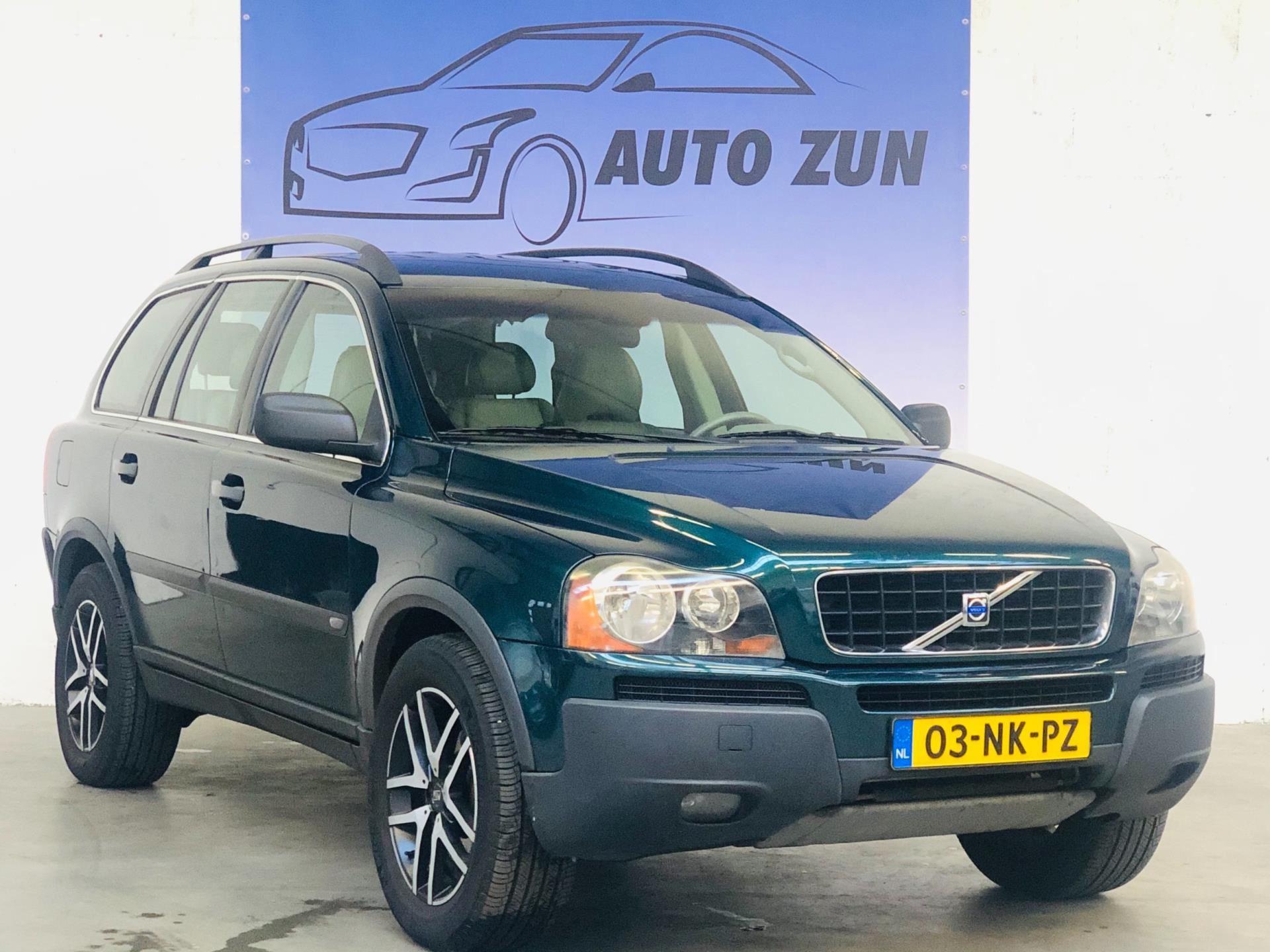 Volvo XC90 occasion - Auto Zun B.V.