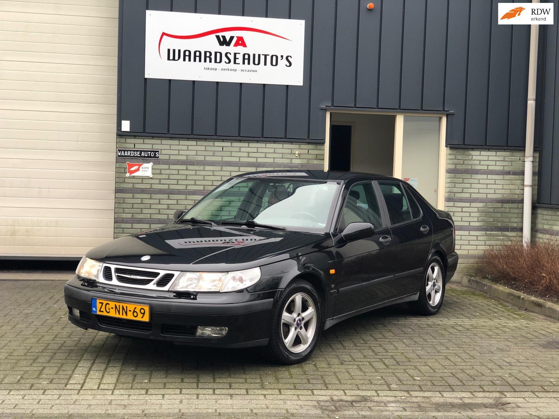 Saab 9-5 occasion - Waardse Auto's