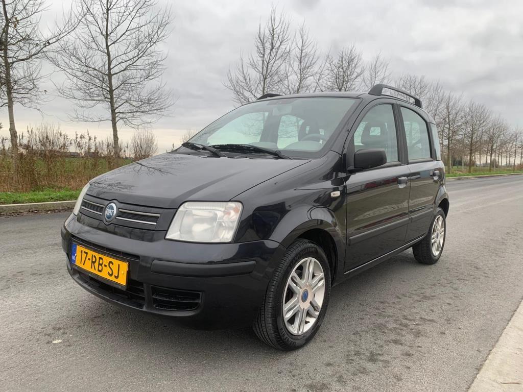 Fiat Panda occasion - Adak Auto's