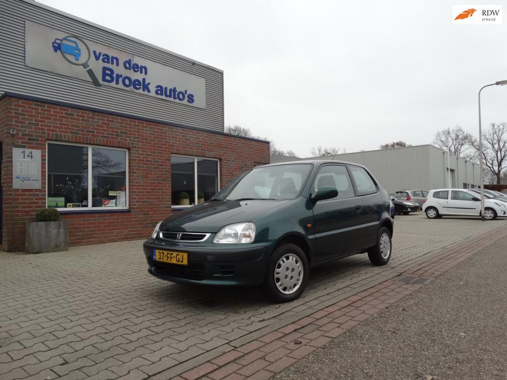 Honda Logo occasion - R. van den Broek Auto's