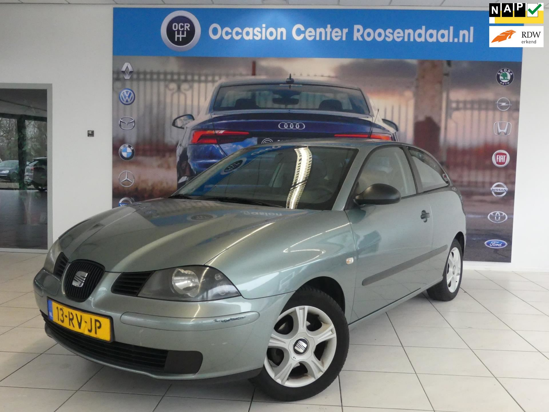 Seat Ibiza occasion - Occasion Center Roosendaal
