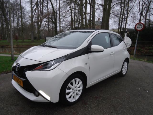 Toyota Aygo occasion - Auto Tewes