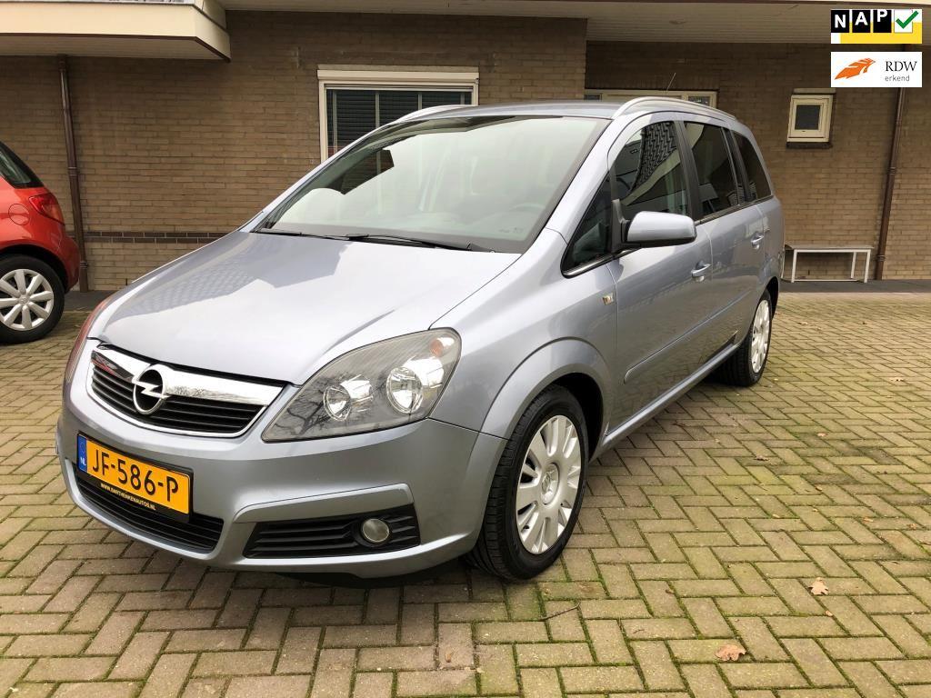 Opel Zafira occasion - Bart Henken Auto's Veenendaal